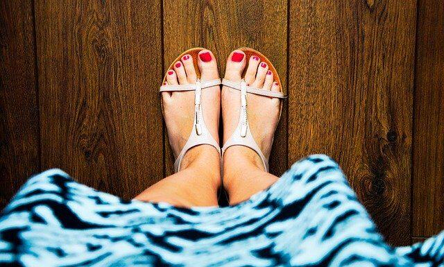Jak zmierzyć stopę
